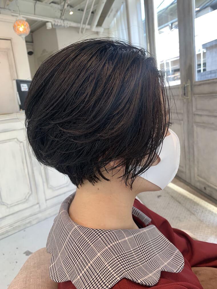 くせ毛を活かすカット東京